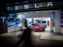 Supercharging Stations As Tesla Inc. Readies Production Boost