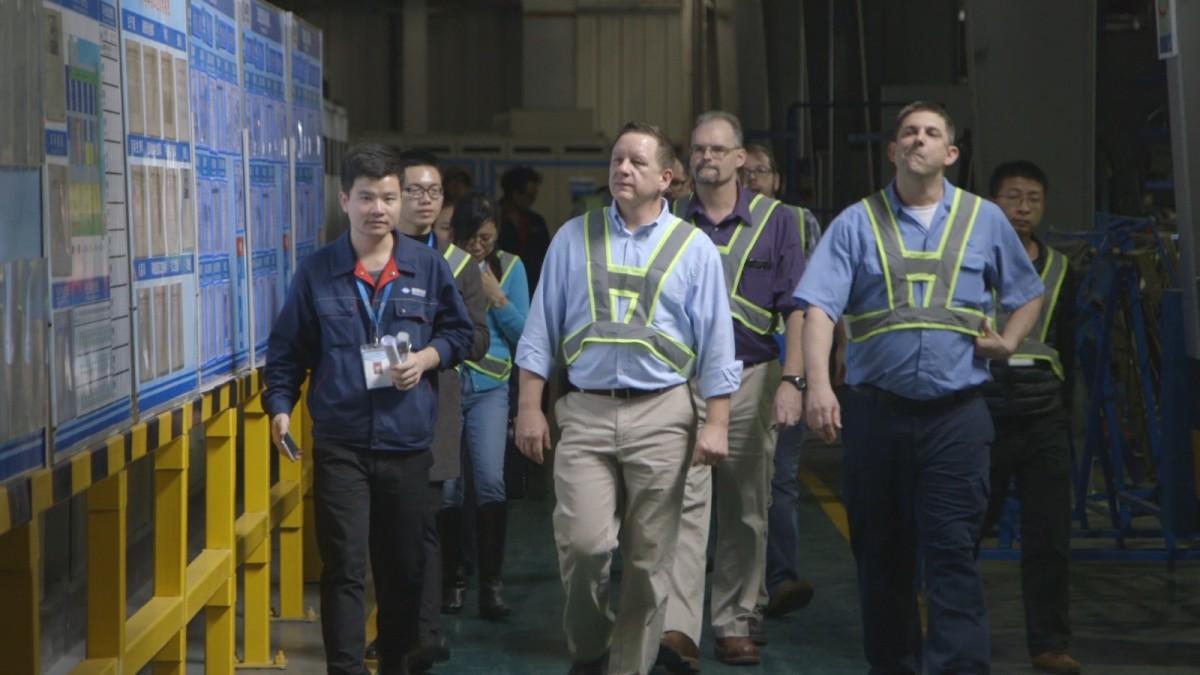 Obama-Doku bei Netflix: Lasst uns beten, die Fabrik macht zu