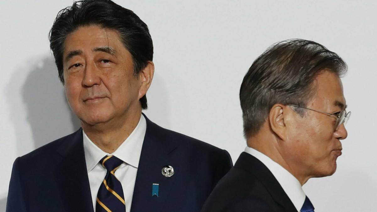 Südkorea kündigt Abkommen mit Japan