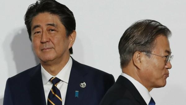 Südkorea beendet Militärabkommen mit Japan
