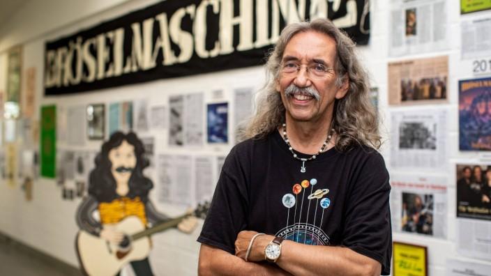 Peter Brursch: 22 08 2018 DU Duisburg 50 Jahre Bröselmaschine Ausstellung in der cubus Kunsthalle an der Fr