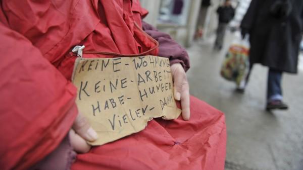 Wohlfahrtsverband fordert Erhebungen zur Wohnungslosigkeit