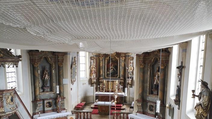 Kirche Sankt Georg St. Georg Hohenschäftlarn