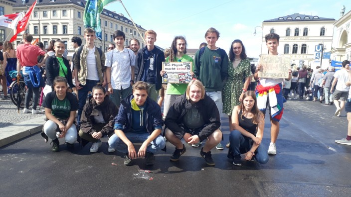 Fridays For Future Dachau