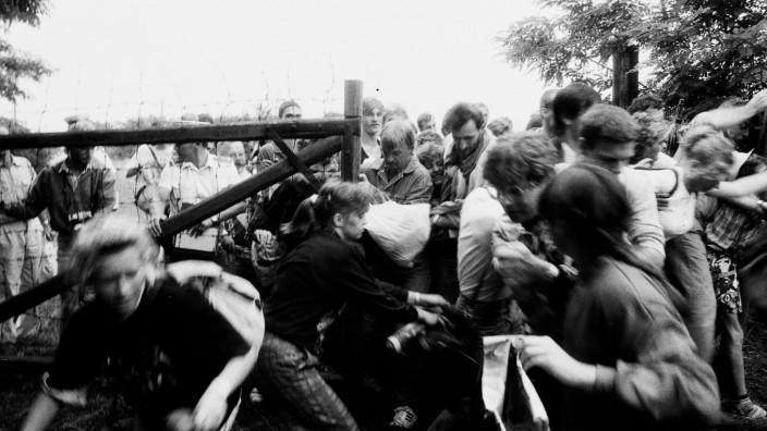 25. Jahrestag des Europa-Picknicks im   ungarischen Sopron