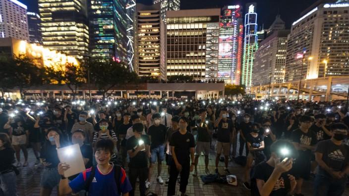 Youtube löscht 210 Kanäle zu Hongkong