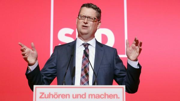SPD - Thorsten Schäfer-Gümbel 2019 in Gera