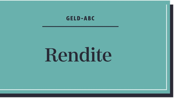 Folge 9: Rendite