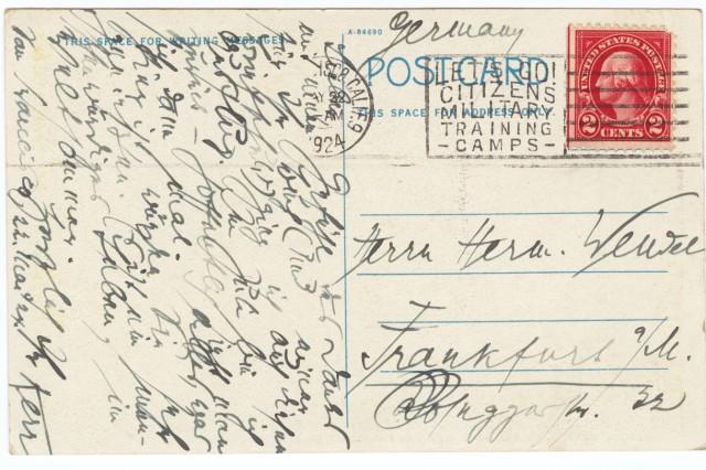 Kerr-Postkarten