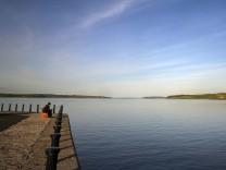 Fluss Shannon in Irland