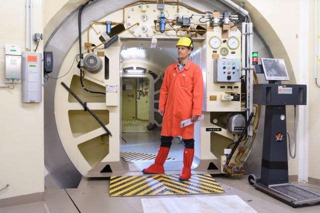 Rückbau Atomkraftwerk Grafenrheinfeld