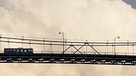 Bus und Bahn Ökobilanz, dpa
