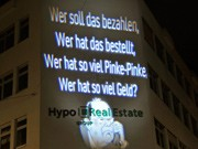 Hypo Real Estate Installation, dpa