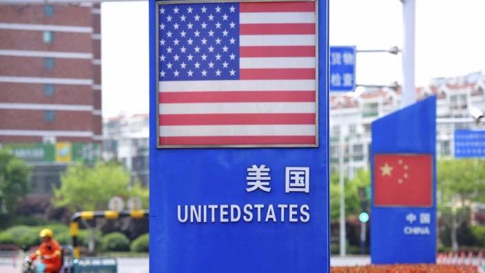 Handelskrieg: USA erhöhen Strafzölle auf Importe aus China