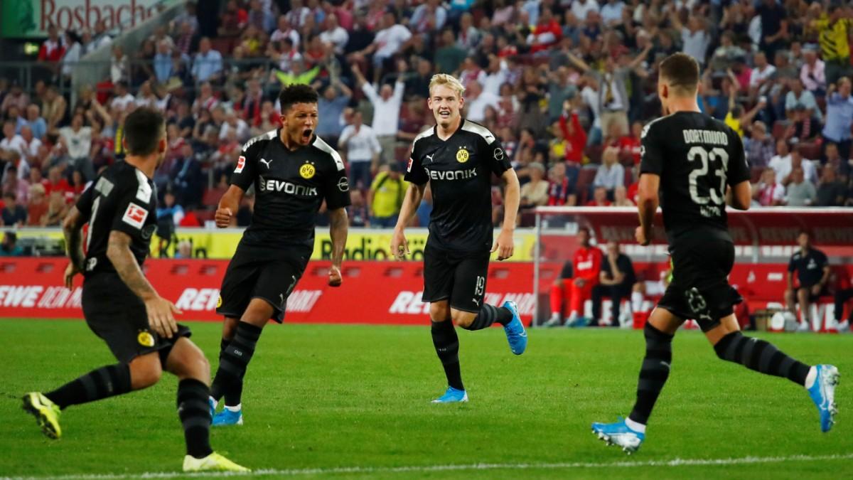 Dortmund holt den Sieg im letzten Moment