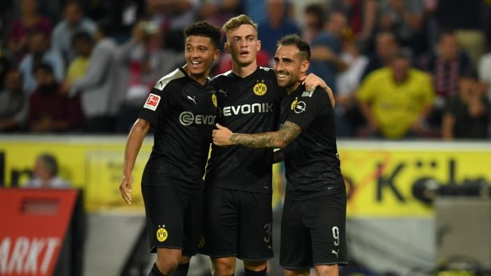 1. FC Koeln v Borussia Dortmund - Bundesliga