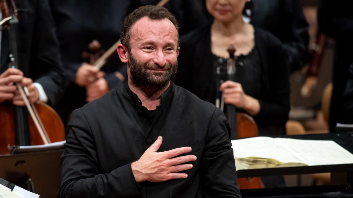 Petrenko: Klangballungen in Berliner Philharmonie