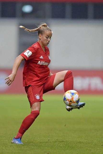 23 08 2019 Flyeralarm Frauen Fussball Bundesliga 2019 2020 2 Spieltag FC Bayern München 1 FFC Fr; gwinn