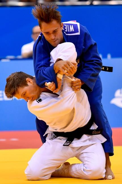 Judo-Weltmeister Wieczerzak kämpft um Olympia