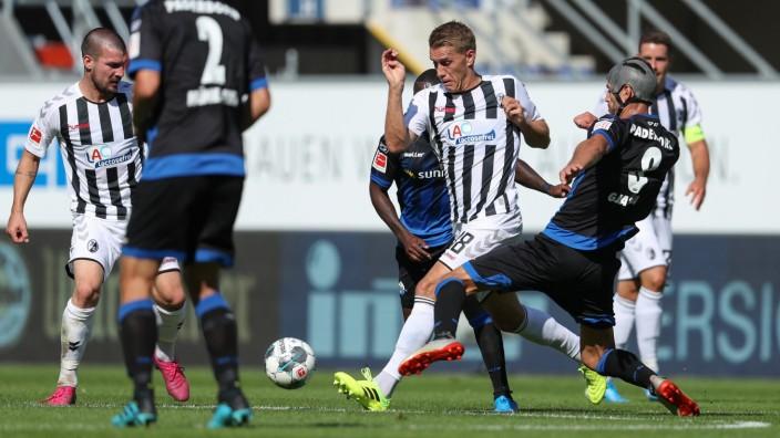 SC Paderborn 07 - SC Freiburg