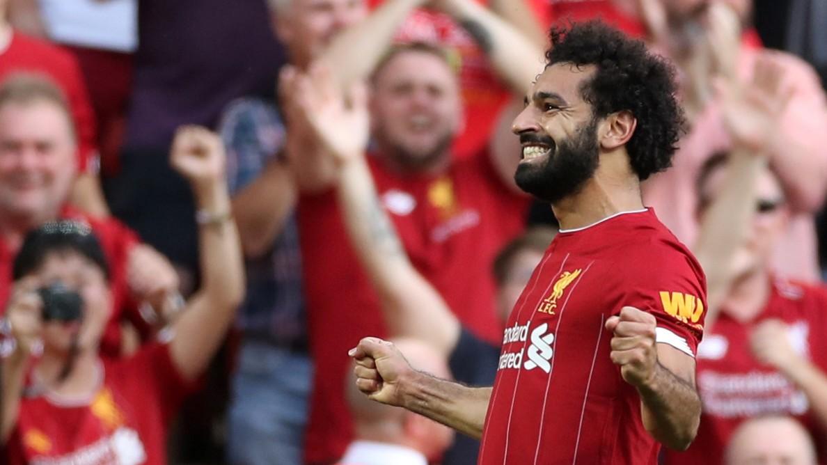 Premier League: Klopp jubelt über Salahs Traumtor