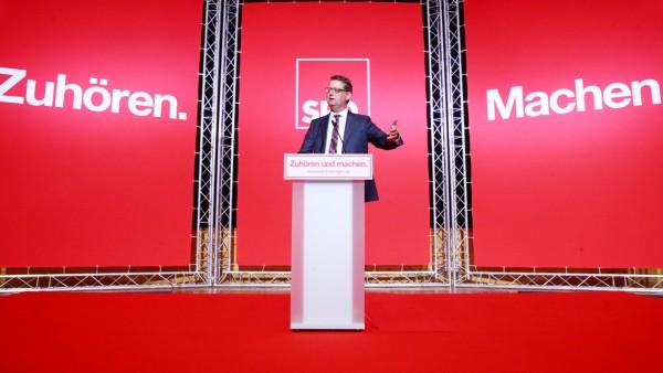 Landesdelegiertenkonferenz der SPD