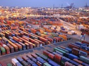 Hafen Hamburg, Foto: AP