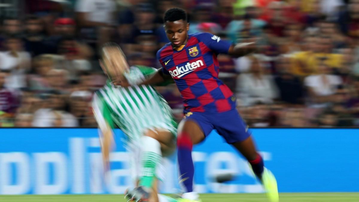Bei Barça brillieren Griezmann und ein 16-Jähriger
