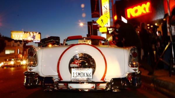 Los Angeles Cabrio