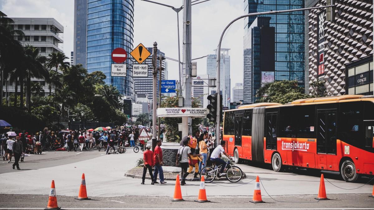 Indonesien - Neue Hauptstadt