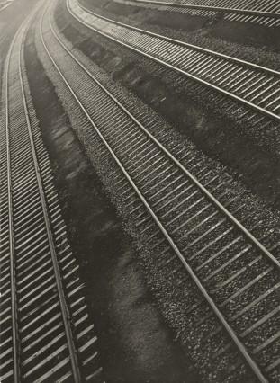 Bahnschienen, 1932
