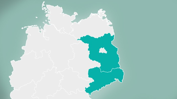 Landtagswahl in Sachsen und Brandenburg 2019