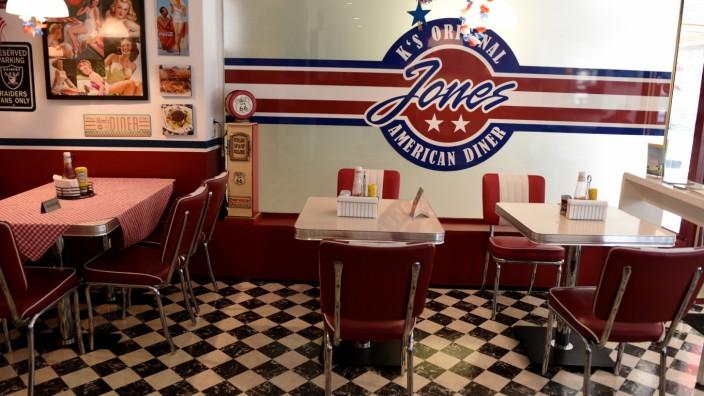 Jones Diner an der Karlstraße in München