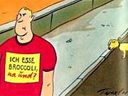 hans traxler cartoonist satiriker 80. geburtstag