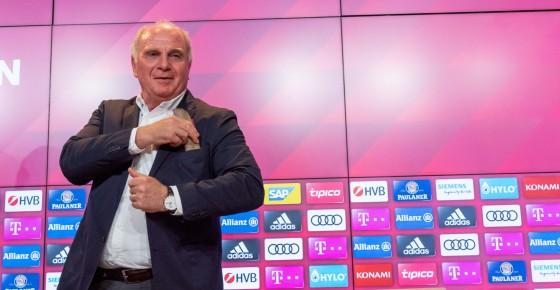 Uli Hoeneß Zitate Und Sprüche Sport Süddeutschede