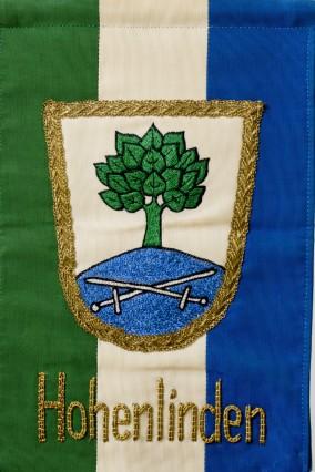 Wappenserie - Hohenlinden