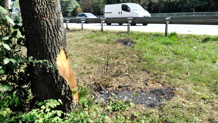 Starnberg: UNFALL OBERDILLINGEN