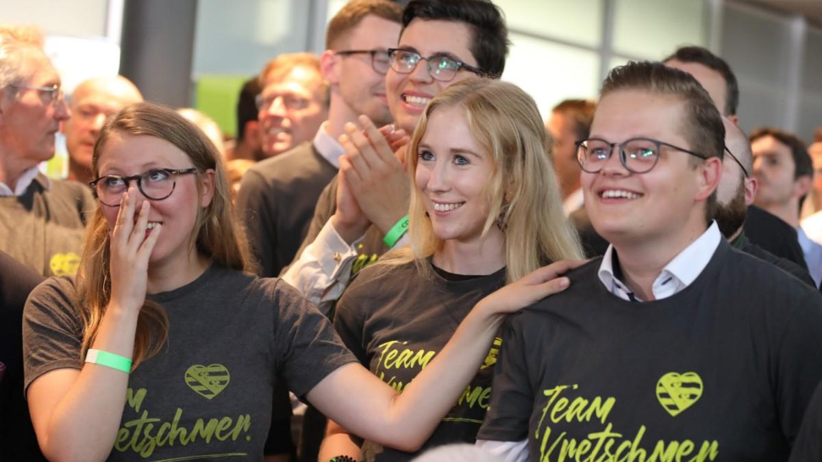 Wahl in Sachsen - AfD wird zweitstärkste Kraft