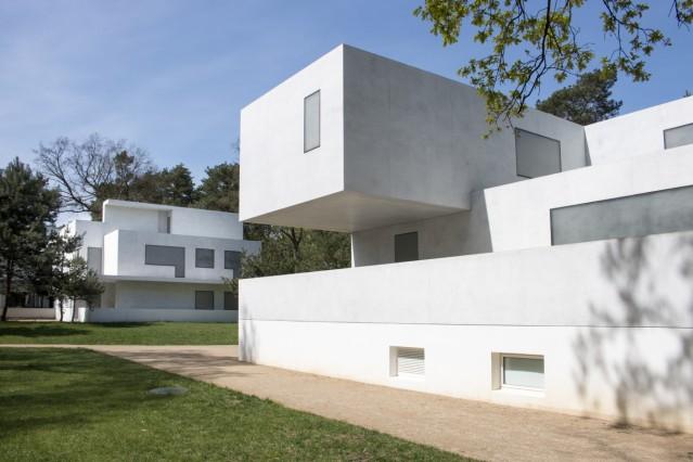 Neue Meisterhäuser Dessau (Haus Gropius und Meisterhaus Moholy-Nagy), Bruno Fioretti Marquez Architekten, Berlin