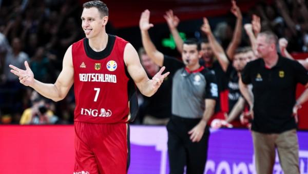 France v Germany: Group G - FIBA World Cup 2019