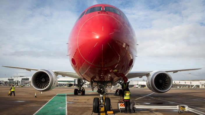 Norwegian Air Shuttle ASA Operations As Airline Attracted 29.3 Million Passengers Last Year
