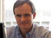 Simon Johnson, Foto: MIT Sloan School of Management