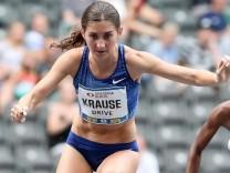 Leichtathletik: Jackie Baumann schreibt ihre Geschichte