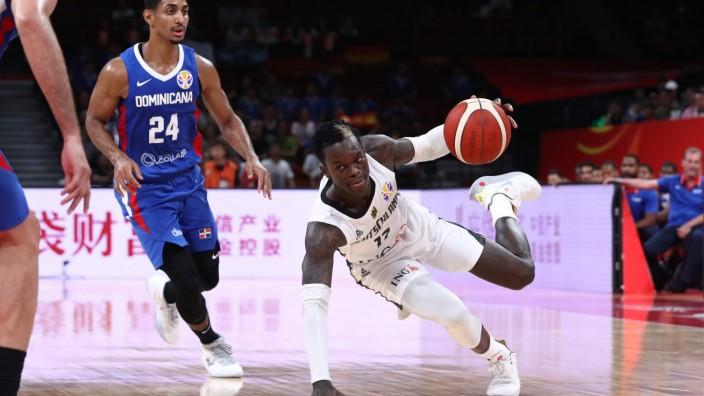 Basketball-WM 2019: Deutschland gegen Dominikanische Republik