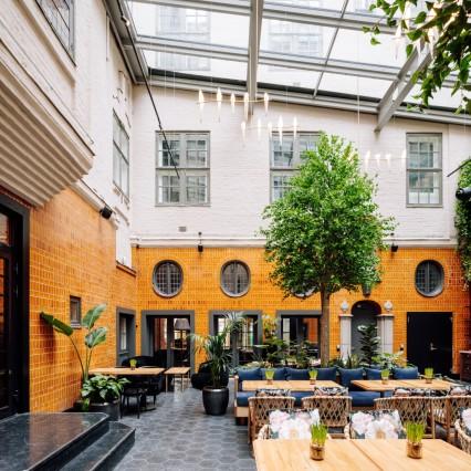 Hotel Amerikalinjen in Oslo