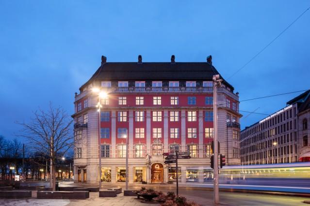 Amerikalinjen Hotel in Oslo