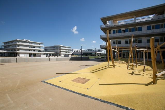 Bildungscampus Freiham, Bodenseestraße 400