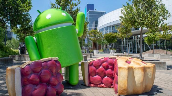 Google-Betriebssystem Android