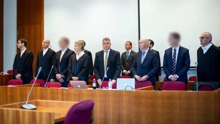 Cum-Ex-Prozess vor dem Landgericht Bonn