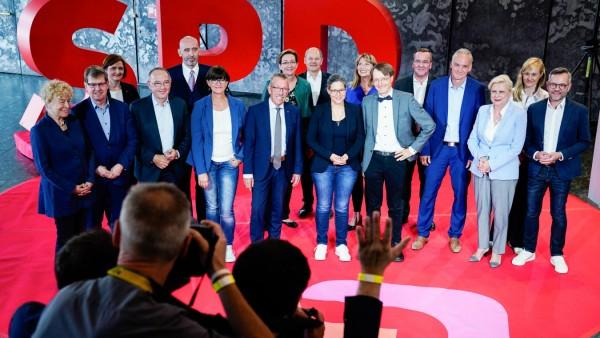 SPD-Regionalkonferenz · Saarland